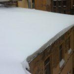 Очистка кровли от снега и наледи Гатчинская улица