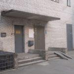 Ремонт крыльца Комендантский пр. 9