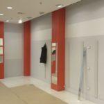 Внутренний ремонт помещений Ул. Фучика, д.2, ТРЦ РИО, павильон La Mia Borsa
